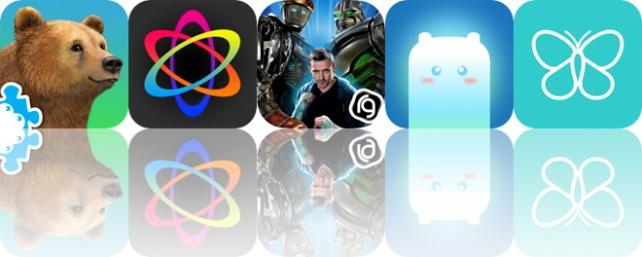 Today's Apps Gone Free: Forest Quest, Atomus, Real Steel and More