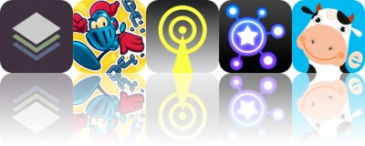 Today's Apps Gone Free: Stackables, Chain Breaker, Tunemark and More