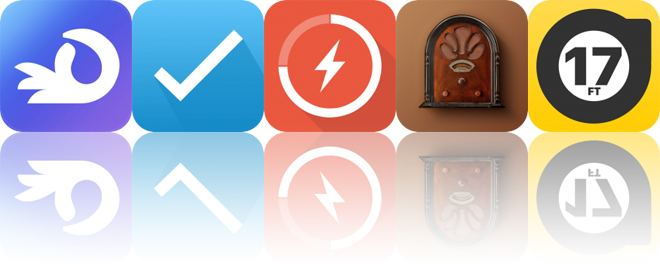 Today's Apps Gone Free: Flowing, Remember To Buy, Tabatach and More