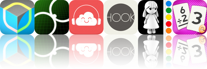 Today's Apps Gone Free: Klocki, oO, Eddy and More
