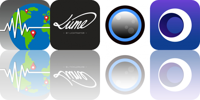 Today's Apps Gone Free: Quake Spotter, Lume, Relicam and More