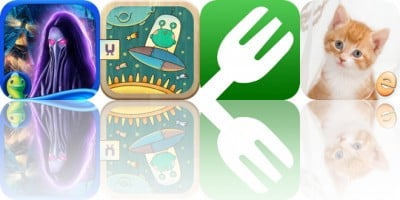 Today's Apps Gone Free: Nevertales, Peekaboo Universe, Intake and More