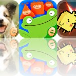 Today's Apps Gone Free: OverColor, Jigsaw Wonder Puppies, Get 'Em and More