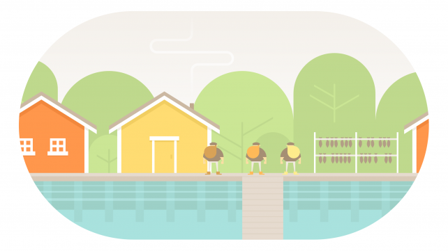 Embark on New Adventures as the Burly Men at Sea