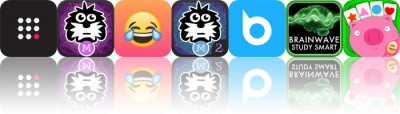 Today's Apps Gone Free: Nine, Millie's Book of Tricks and Treats, Next Emoji and More