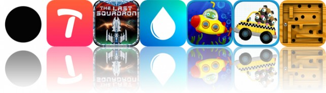 Today's Apps Gone Free: A Noble Circle, TypiMage, The Last Squadron and More