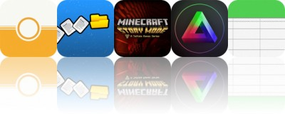 Today's Apps Gone Free: Feelca Daylight, Meteor, Minecraft: Story Mode and More