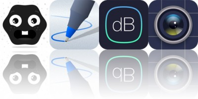 Today's Apps Gone Free: Dark Matty, Ballpoint, dB Meter and More