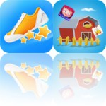 Today's Apps Gone Free: Toca Life: School, iColorama S, BattleSteps and More