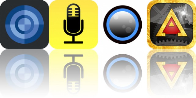 Today's Apps Gone Free: Thyra, Audio Notebook, ReliCam and More