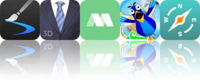 Today's Apps Gone Free: Inspire Pro, How to Tie a Tie, Momento and More