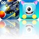 Today's Apps Gone Free: Fudget, VR Space, Mario Alphabet and More