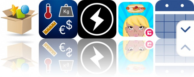 Today's Apps Gone Free: Items and Storage, Equal It, Instaflash and More