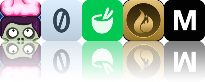 Today's Apps Gone Free: The Blocking Dead, Zero, Recipes Cook Book and More