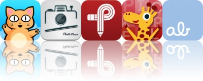 Today's Apps Gone Free: Sky Pets, PhotoNova 2, Parker Planner and More