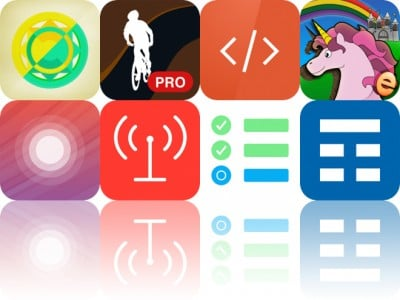 Today's Apps Gone Free: Taijitu, Runtastic Mountain Bike, Hacker Pack and More