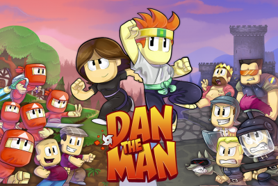 Brawl Your Way to Saving the Village in Dan the Man
