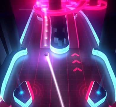 Pinball Meets Tron in PinOut! From Mediocre