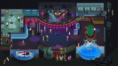 It's Time to Crash the Party in Party Hard Go, Now on Mobile