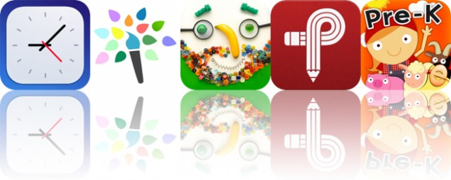 Today's Apps Gone Free: FocusList, Paintlogue, Faces iMake and More