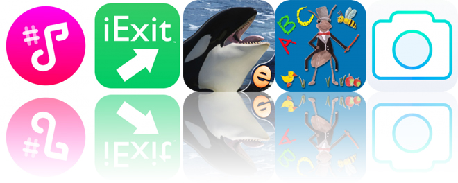 Today's Apps Gone Free: Tunable, iExit, Orca Puzzles and More