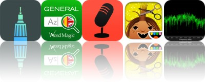Today's Apps Gone Free: Tayasui Sketches, English Spanish Dictionary, Mic'd and More