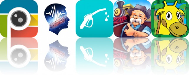 Today's Apps Gone Free: PhotoTangler, BrainWave Tuner, Fuel and More