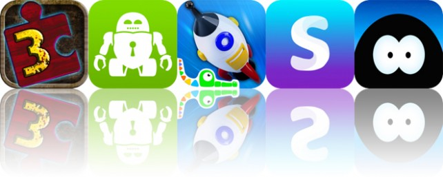 Today's Apps Gone Free: Forever Lost: Episode 3, Cryptomator, Build and Play 3D and More
