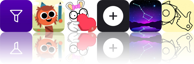 Today's Apps Gone Free: ReColorer, Artie's Magic Pencil, Nerdy Bunny and More