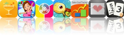 Today's Apps Gone Free: Open Bar, My Town: Dance School, Twisty Color and More