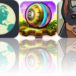 Today's Apps Gone Free: InFocus, FrameLapse, World Factbook and More