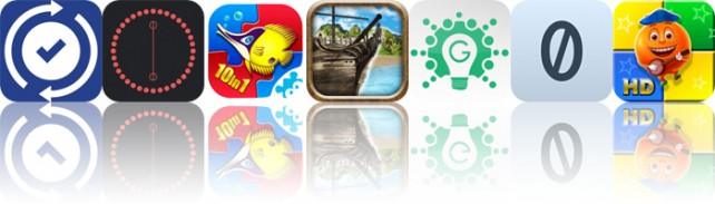 Today's Apps Gone Free: Primo Do, Gloomlogue, Magic Sorter and More