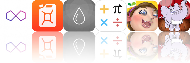 Today's Apps Gone Free: Filterloop Infinite, Jerrycan, Relax Rain and More
