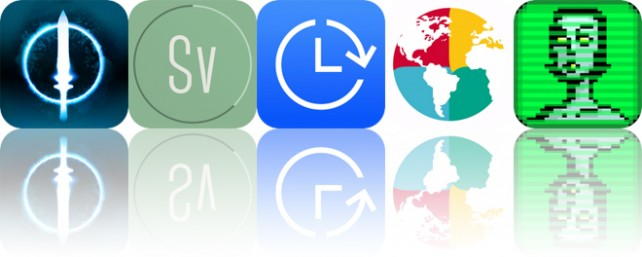 Today's Apps Gone Free: God of Blades, Svep, Later and More