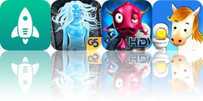 Today's Apps Gone Free: AirLaunch, Inbetween Land, Monster Pinball and More