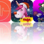 Today's Apps Gone Free: Solar Walk 2, PitchFork, Unicorn Glitterluck and More