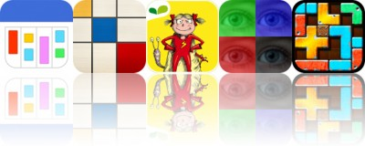 Today's Apps Gone Free: BusyCal, Intro to Colors, My Monster Mayhem and More
