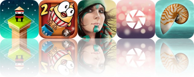 Today's Apps Gone Free: The Pedestal, Drop the Chicken 2, Windy and More