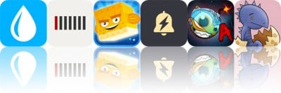 Today's Apps Gone Free: Watered, DayGram, Fish Heroes and More