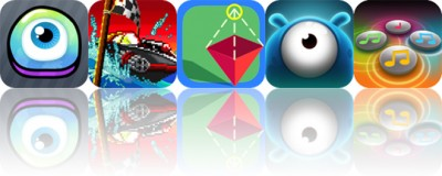 Today's Apps Gone Free: Oddhop, Pixel Boat Rush, Draw 3D Junior and More