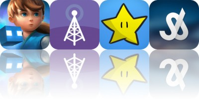 Today's Apps Gone Free: Warp Shift, Castaway, Star Thief and More