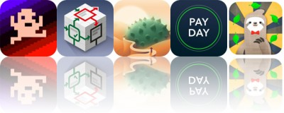Today's Apps Gone Free: Potatoman Seeks The Troof, inShort, Zenge and More