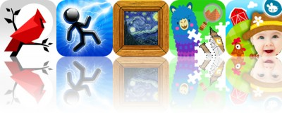 Today's Apps Gone Free: Cardinal Land, Tesla Wars, DailyArt and More