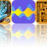 Today's Apps Gone Free: PDF Markup, Questerium, Spectrum Analyzer and More