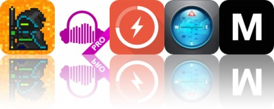 Today's Apps Gone Free: Quest to the Future, CloudPlayer, Tabatach and More