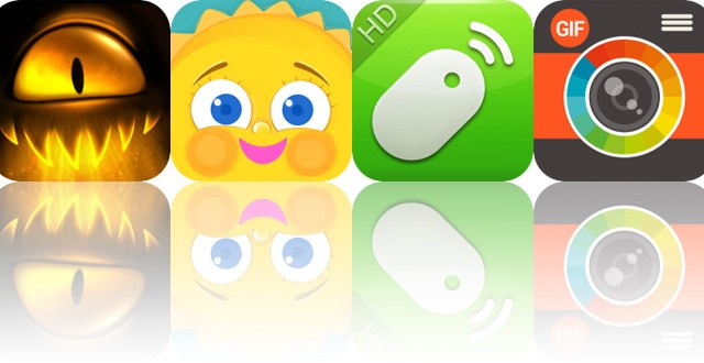 Today's Apps Gone Free: LightEaters, Remote Mouse, Good Morning Sunshine and More
