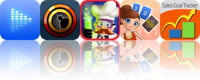Today's Apps Gone Free: LeechTunes, Fractoscope, Tiggly Chef Subtraction and More