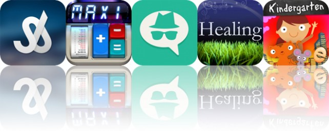 Today's Apps Gone Free: Songbot, MaxiCalc, SlyTipper and More