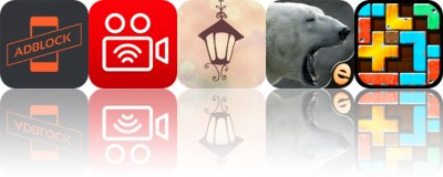Today's Apps Gone Free: AdBlock, Photo Transfer, Lumie and More
