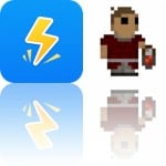Today's Apps Gone Free: Blicke, Anitate, Teatime Samurai and More
